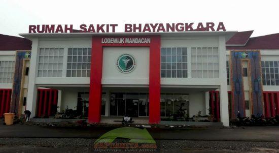 Rumah Sakit Bhayangkara Lodewijk Mandacan