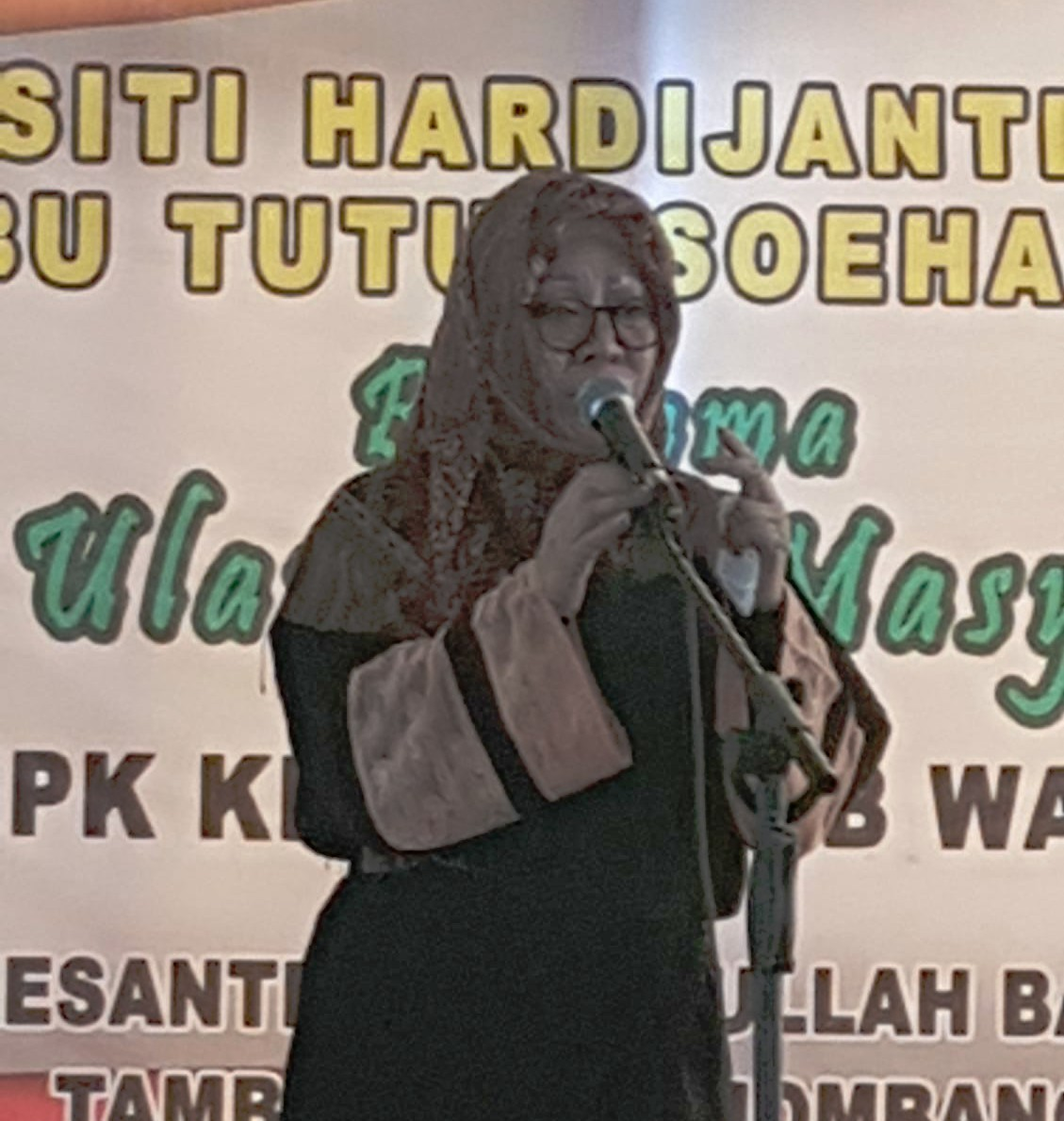Mbak Tutut Soeharto