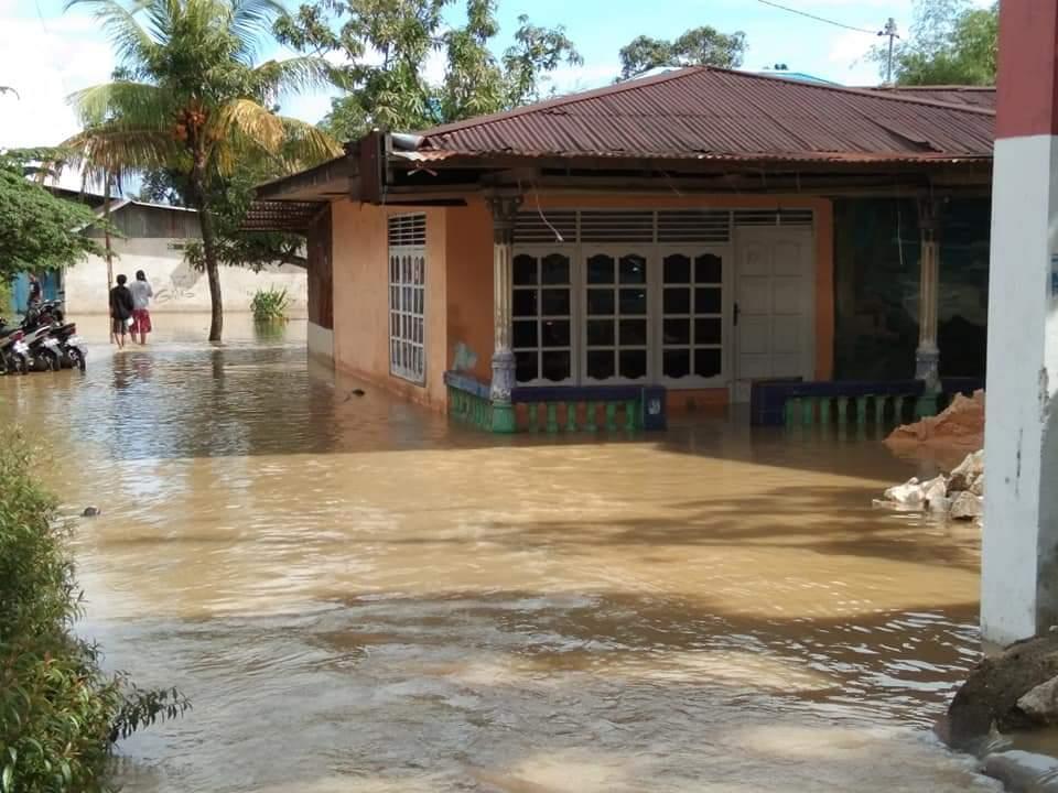 Banjir Kota Sorong