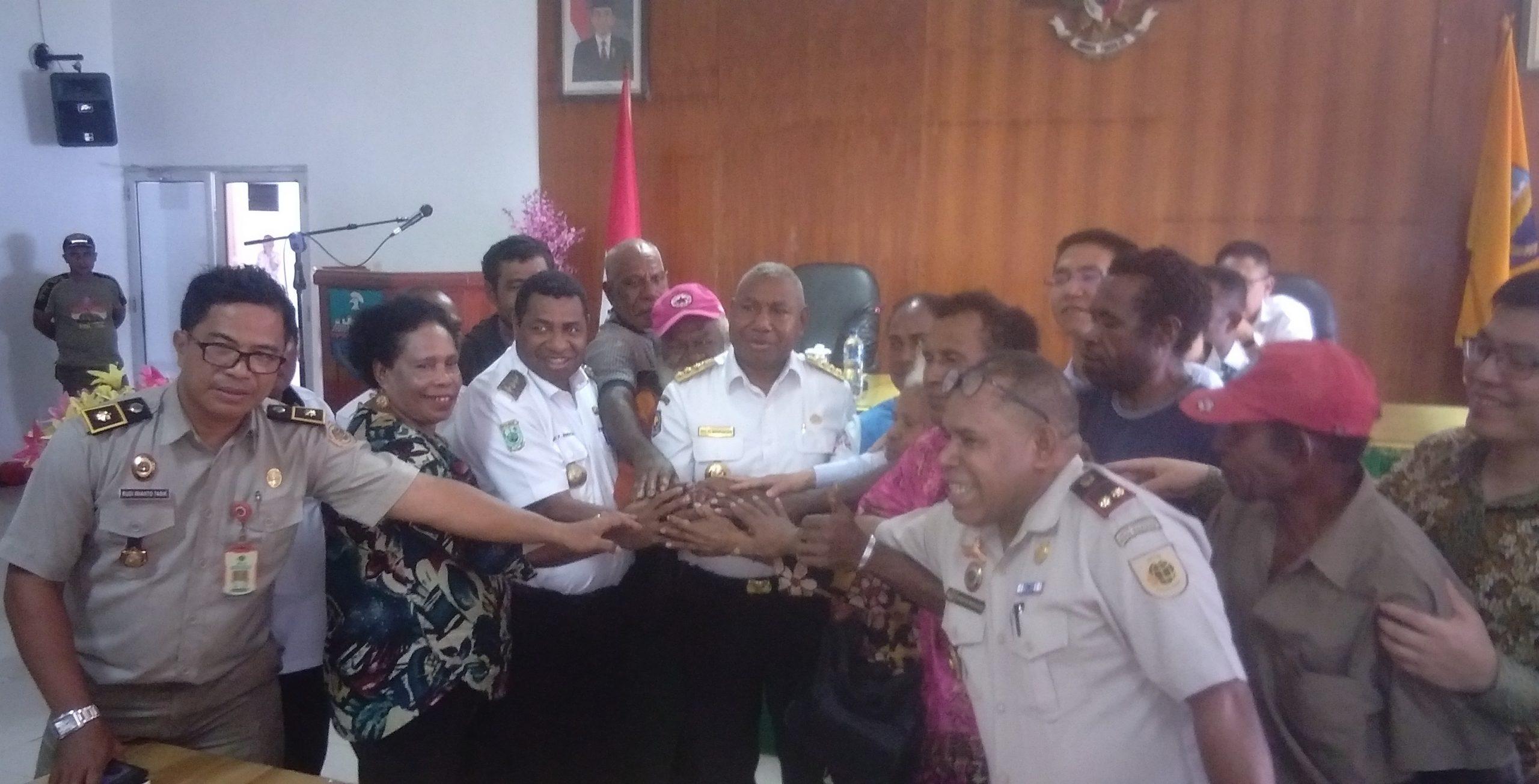 PT SDIC Papua