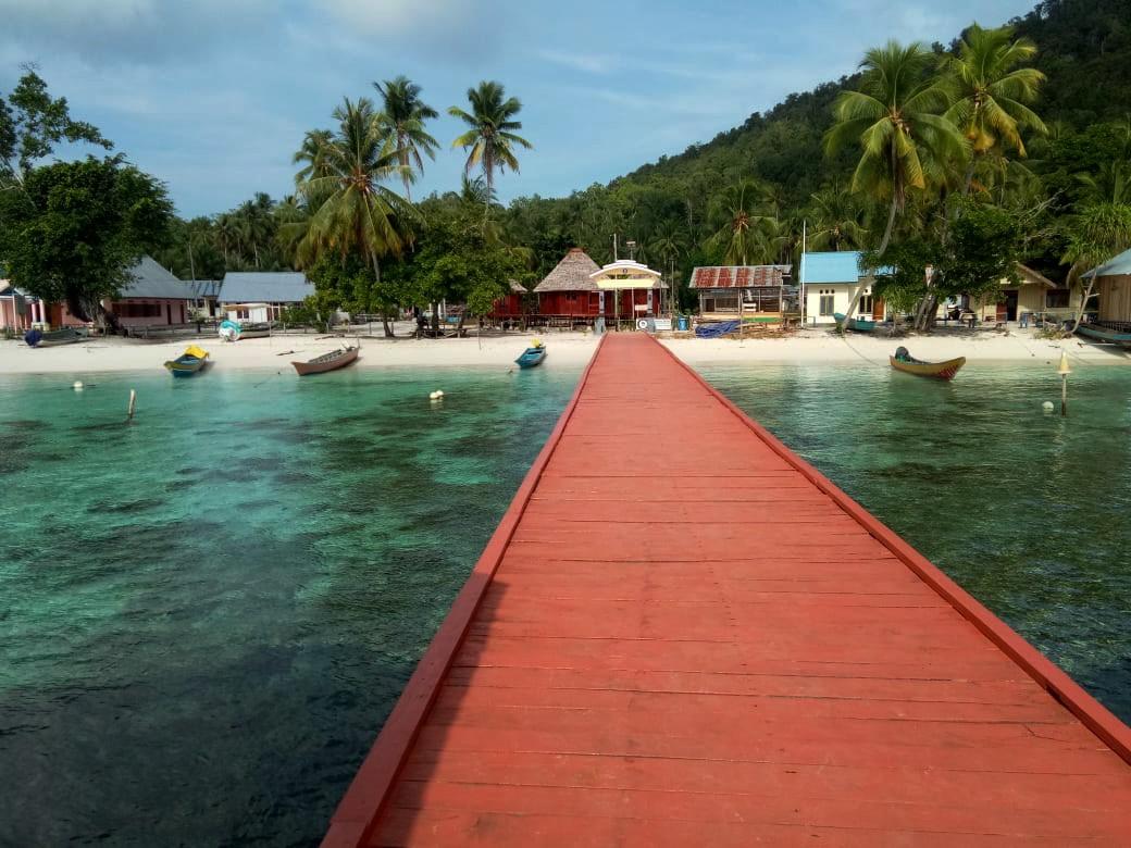 Bank Indonesia Papua Barat Kembangkan Desa Wisata Di Raja Ampat Papuakita Com