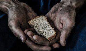Ilustrasi kelaparan