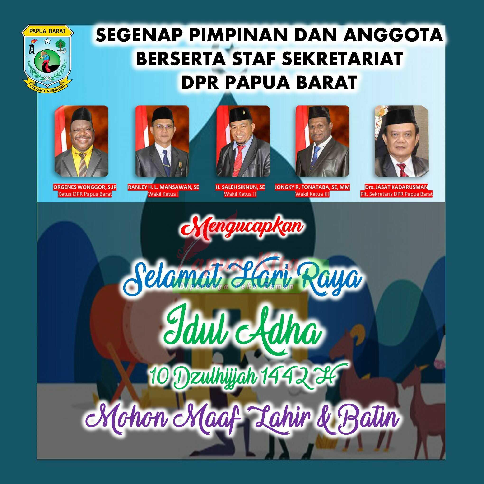 Papua_Barat_Berqurban